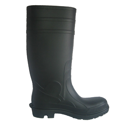 Waterproof, Oil, Acid and Alkali, Abrasion Resistance, Anti Slip and Static PVC Rain Boot