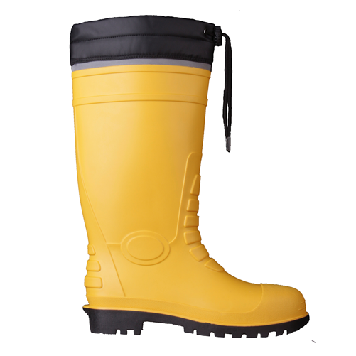 Waterproof, Oil, Acid and Alkali, Abrasion Resistance, Anti Slip and Static PVC Rigger Rain Boot